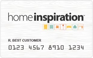 homeinspiration credit card
